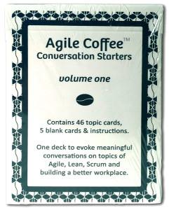 Conversation Starters, vol 1