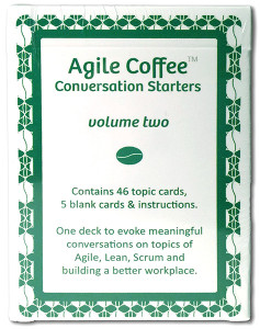 Conversation Starters, vol 2