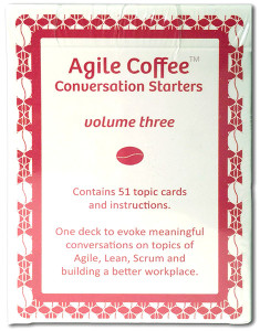 Conversation Starters, vol 3