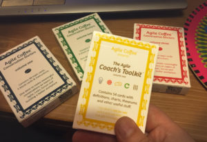 Introducing the newest deck: the Agile Coach's Toolkit