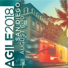 Agile2018 in San Diego, August 6-10